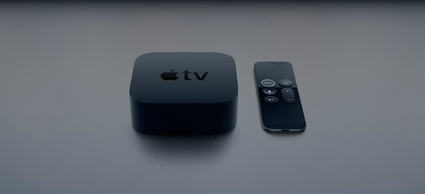 Apple televisión 4k