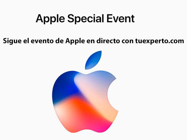 Seguimos en directo la presentación del iPhone 8