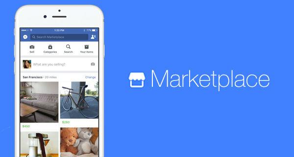 Cómo adquirir y vender de constituye segura en Fb Marketplace