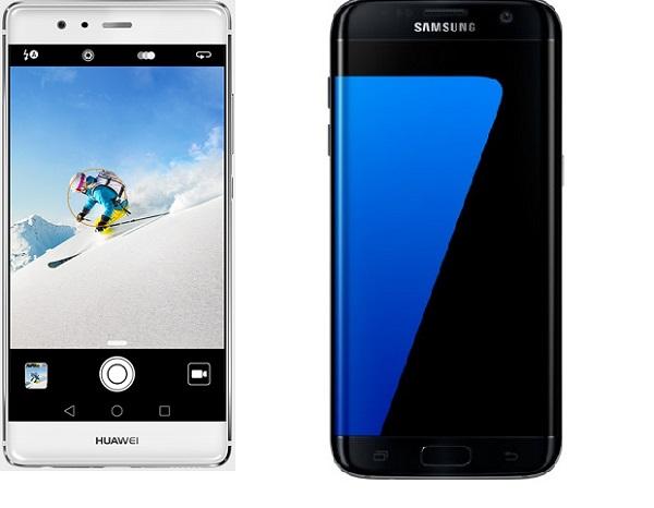 Huawei P9 o Samsung Galaxy S7 edge, ¿cuál me compro?