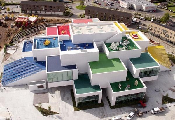 Así es la Casa LEGO que se acaba de estrenar y que ya podréis visitar