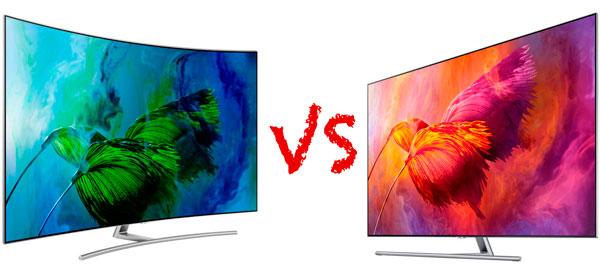 ¿Qué es mejor en una tele con pantalla plana o curva?
