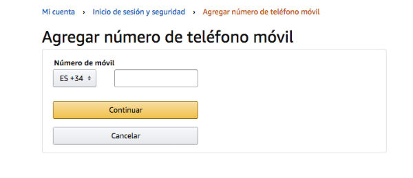 seguridad movil Amazon