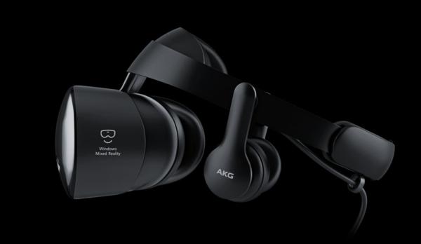 Samsung HMD Odyssey, gafas(lentes) de realidad virtual mixta