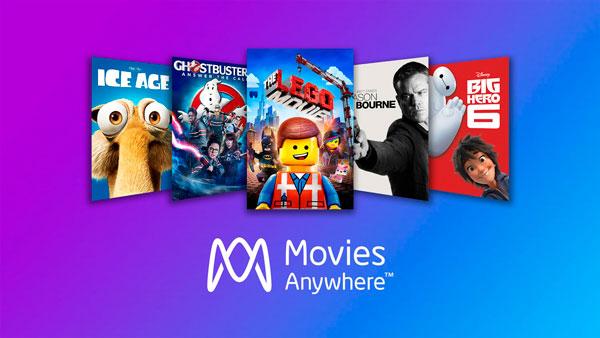 lanzamiento Movies Anywhere limitaciones