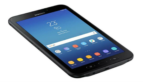 Samsung Galaxy℗ Tab Active 2 diseño
