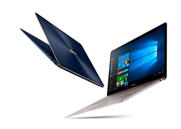 Asus ZenBook tres Deluxe, portátil fino, ligero y potente