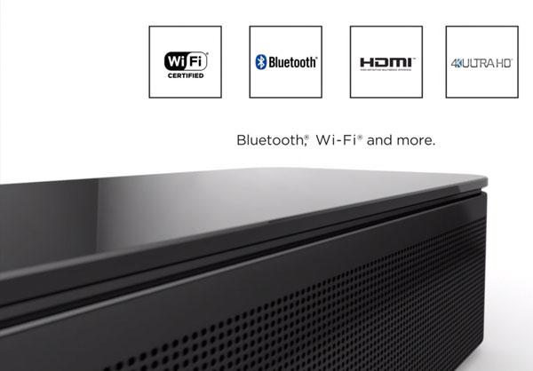 a fondo Bose SoundTouch trescientos conectividad