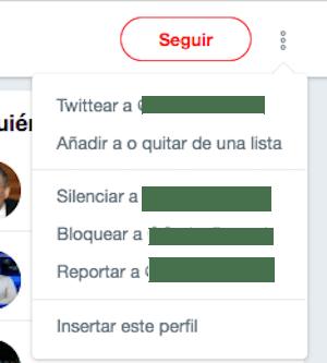 bloquear usuario twitter