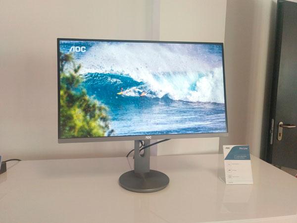 nuevos monitores de Philips℗ y AOC℗ otro AOC