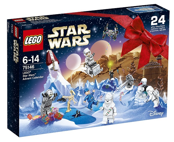 lego star wars calendario de adviento