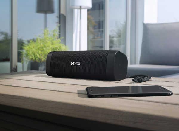 Denon Envaya Pocket, altavoz Bluetooth económico y resistente