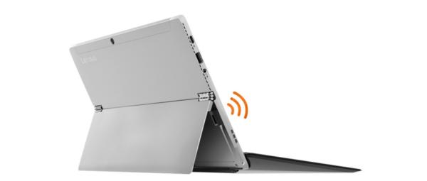 Lenovo Miix 520 diseño(layout)