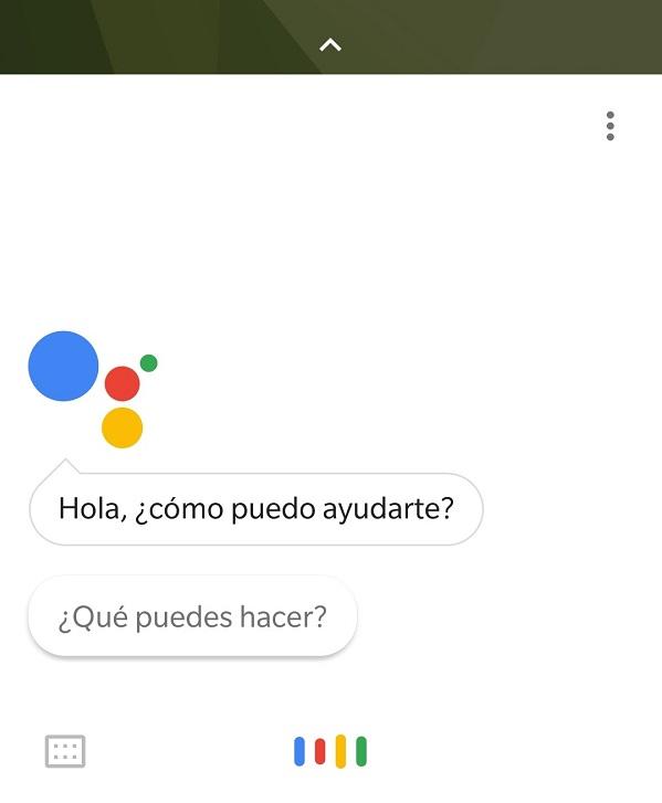 Guía para utilizar el nuevo asistente de Google en tu móvil