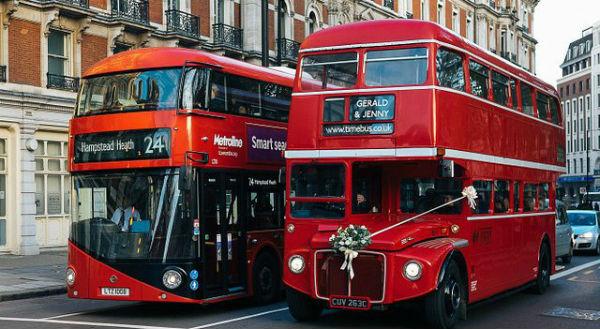 Los posos del café, el nuevo combustible de los autobuses de Londres