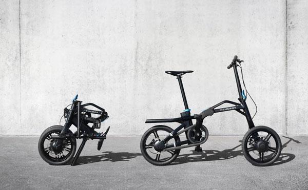bici eléctrica Peugeot(automóvil) Legend eF01