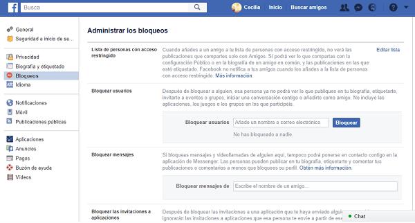 facebook invitaciones