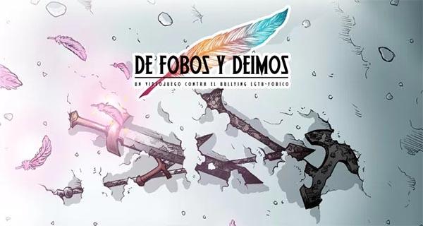 De Fobos y Deimos, el 1er juego que lucha contra la LGTB+ fobia