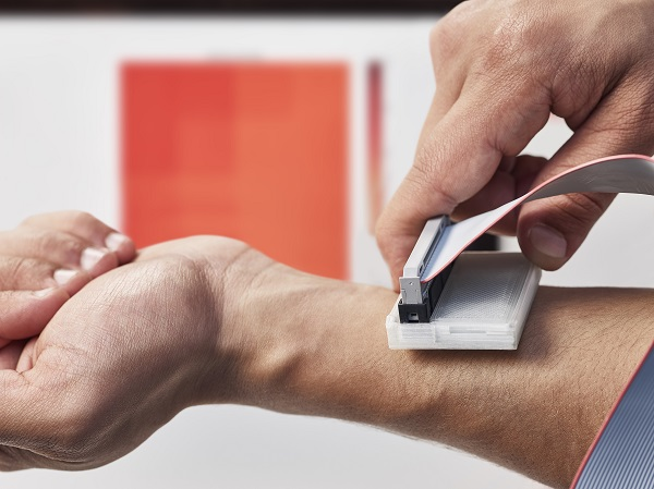 detector cancer de piel james dyson award