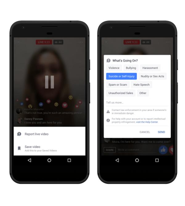 Facebook enseñará a su Inteligencia Artificial a prevenir suicidios
