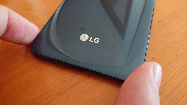 LG V30 potencia