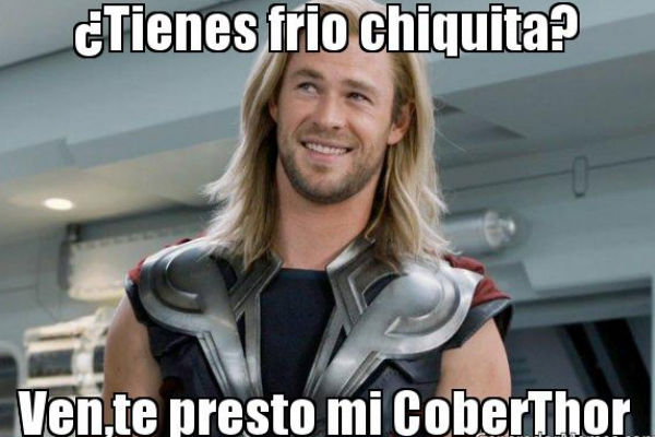 Thor frío