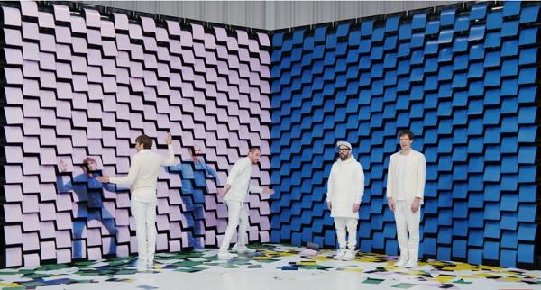OK Go notifica un nuevo videoclip protagonizado por 567 impresoras