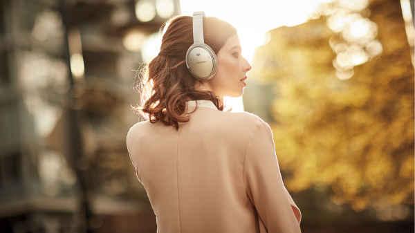 BOSE QuietComfort 35 II, audífonos sin cables para los exigentes