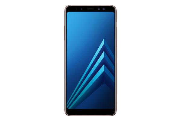 comparativa Samsung Galaxy A8 y A8+ vs Galaxy A3, A5 y A7 pantalla A8