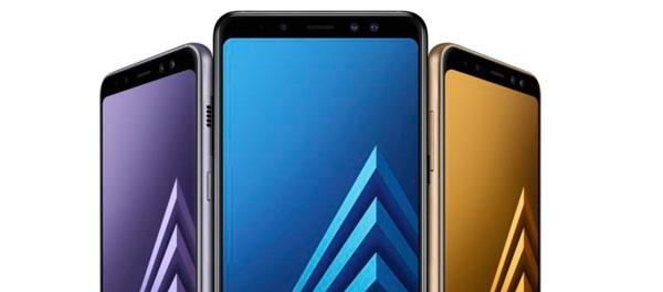 comparativa Samsung Galaxy A8 y A8+ vs Galaxy A3, A5 y A7 conectividad A8