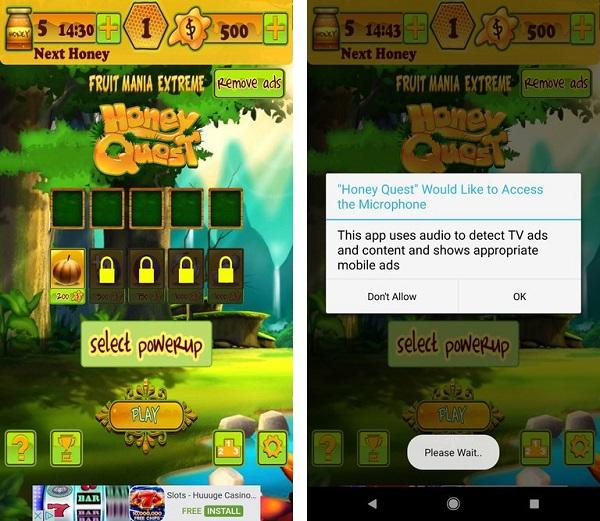 honey quest apps niños