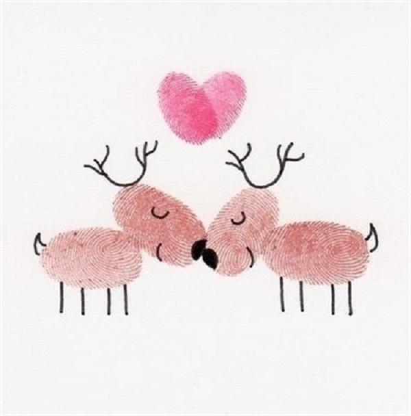 Postales de Navidad con imágenes bonitas