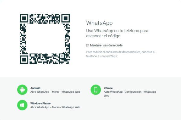 whatsapp web acceder
