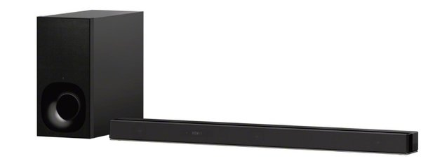 Sony-HT-ZF9 y subwoofer