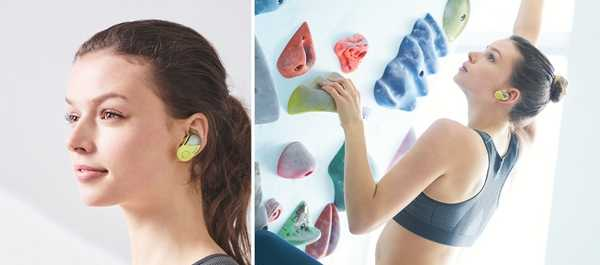 Sony WF-SP700N, auriculares sin cables, sin ruido y resistentes al agua