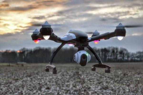 Nuevos drones Yuneec Typhoon H Plus, HD Racer y Firebird FPV