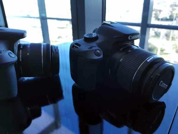 Canon EOS 4000D, cámara réflex digital para empezar con buen pie