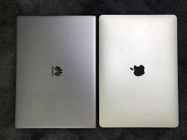 Comparamos el Huawei℗ MateBook X Pro con el <stro data-recalc-dims=