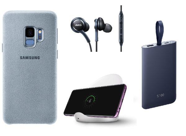 Un repaso a los complementos para el Samsung℗ Galaxy℗ S9 y S9+