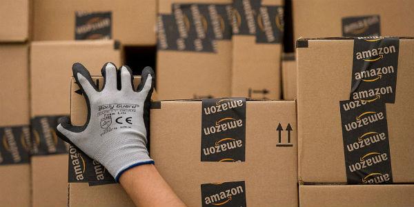 Amazon podría crear su propio servicio de paquetería
