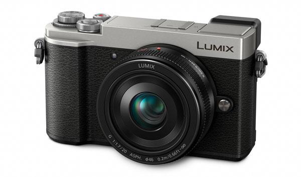 Lumix GX9, nueva cámara de fotografías compacta con alternativas 4K