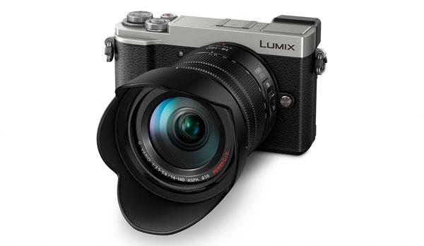 lanzamiento Panasonic℗ Lumix GX9 vídeo 4K
