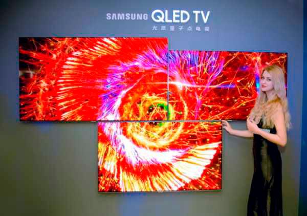 posible televisor OLED de Samsung℗ camino