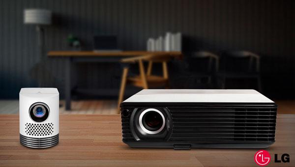 Hacemos un repaso a la gama de proyectores Oled y Láser de LG