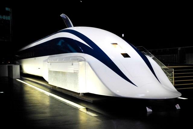 JR-Maglev MLX01, Japón
