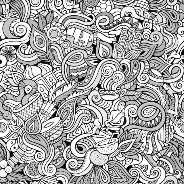 Más De 200 Dibujos Para Pintar Y Colorear Gratis Nuevo Móvil