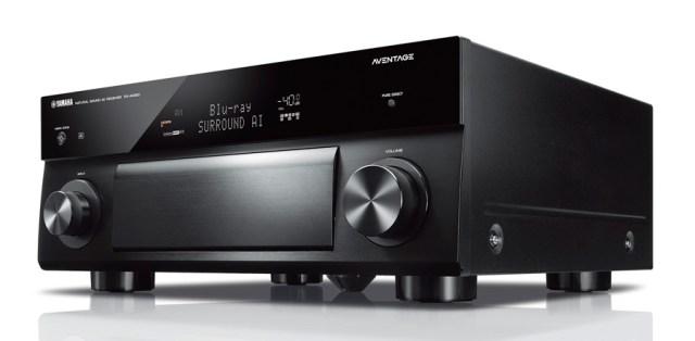 Yamaha RX-A1080, receptor AV con sonido envolvente inteligente