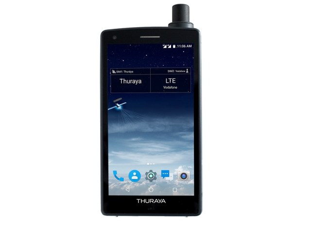 Thuraya X5-Touch, 1er terminal <stro data-recalc-dims=