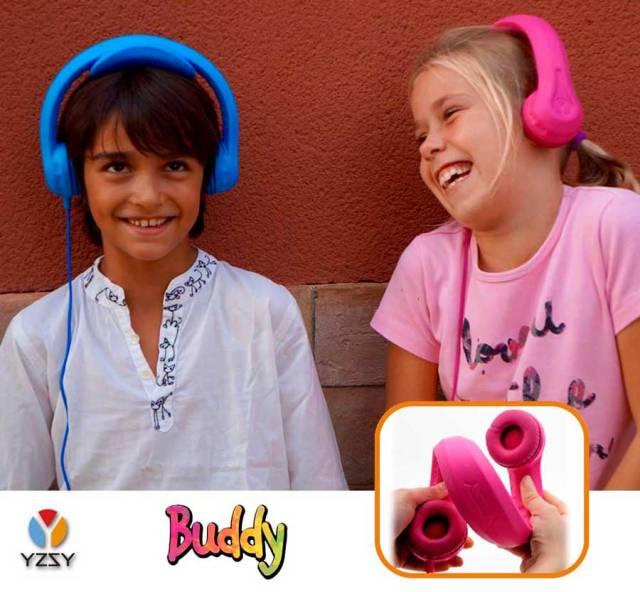 auriculares YZSY buddy
