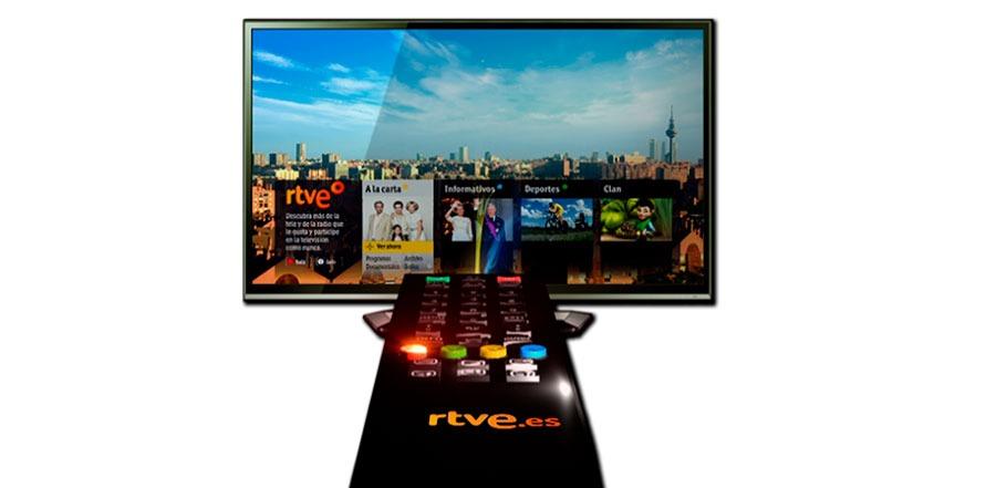 qué es y cómo funciona HbbTV botón rojo RTVE
